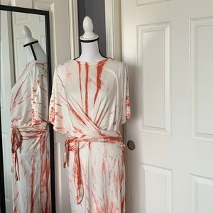 NEW LISTING!! Zara tie dye dress